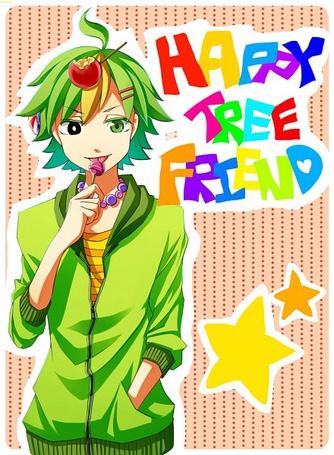 Фото Nutty / Натти / Сладкоежка из мультсериала Happy Tree Friends / HTF / Счастливые Лесные Друзья в стиле аниме