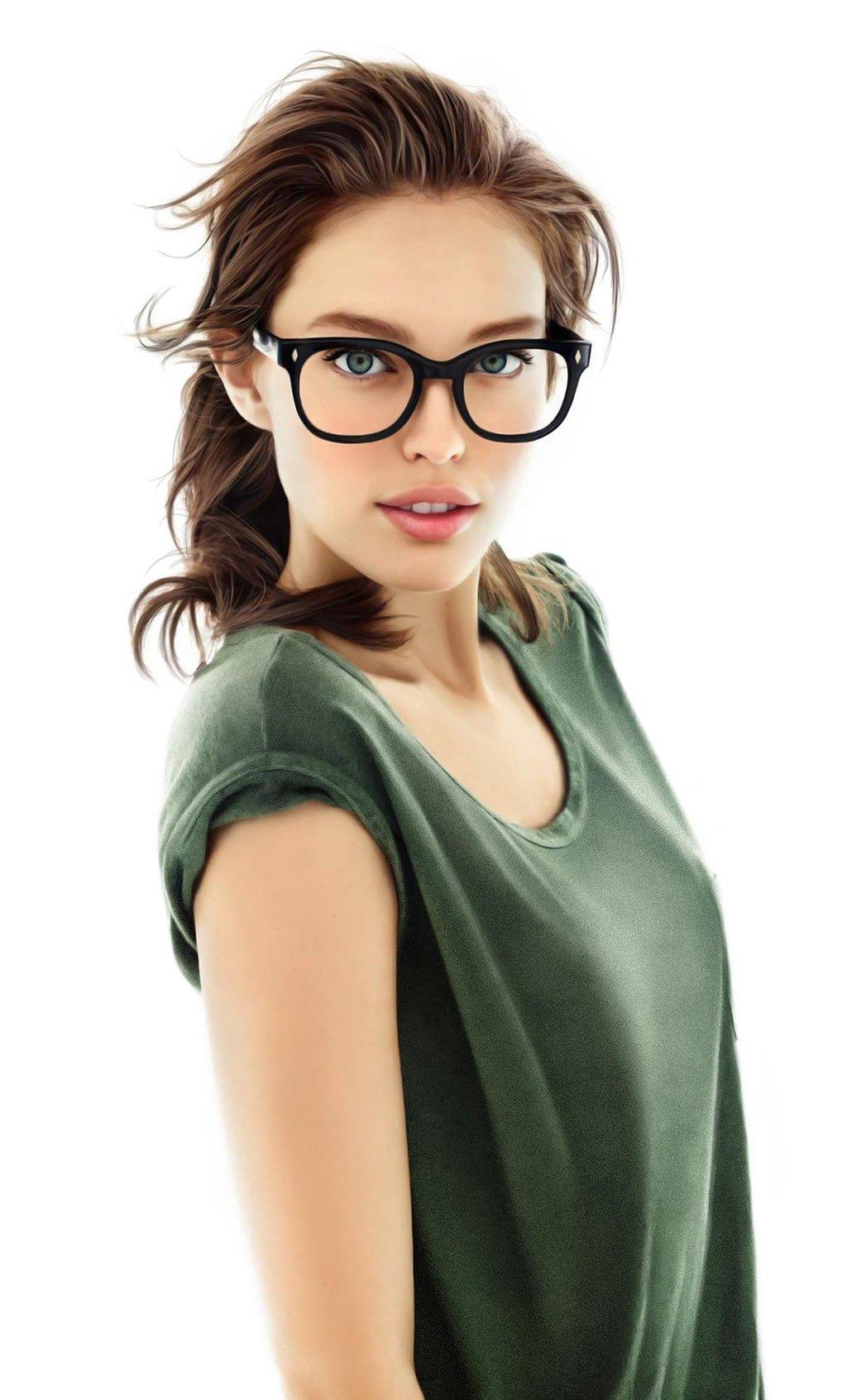 Японочка в очках 26 фотография