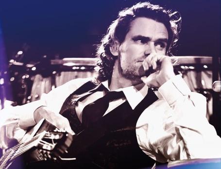 Фото Король романтической испанской гитары Jesse Cook / Джесси Кукк
