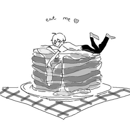 ���� ������ �� ���������, ������� ������� (Eat me / ����� ����) (� HiRoshi), ���������: 23.11.2014 15:47