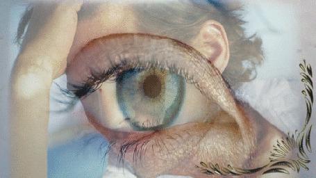 Фото Девушка перевоплощающаяся из нежной в бойца, глаз моргающий, образ мужчины