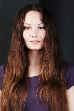 Фото Российская модель и актриса Маргарита Семина / Margarita Semina на фотосессии тесты, портрет / portrait/