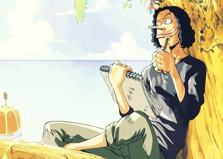 Фото Усопп / Usopp из аниме Ван Пис / One Piece