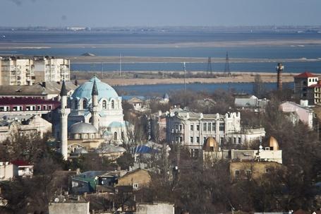 Фото Свято-Николаевский собор, мечеть Джума-Джами, пансионат Орбита