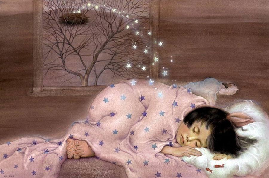 Сексуальная сказка перед сном