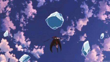 Фото Акаме / Akame и Esdeath / Эсдес из аниме Akame ga Kill! / Убийца Акаме!