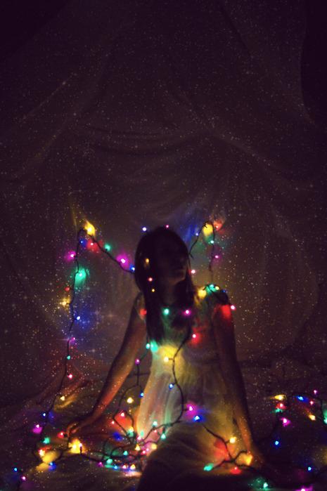Как сделать красивое в темноте