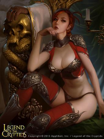 ���� �������-����, ������� � �������� �����, ���� Legend of the Cryptids (� wildcherry999), ���������: 05.03.2015 00:51
