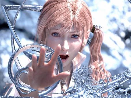 ���� Final Fantasy XIII ���� ������ / Serah Farron/ - �������� ��� Final Fantasy XIII � Final Fantasy XIII-2 (� Akela), ���������: 22.03.2015 02:03