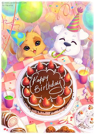 ���� ������� � ����� � ����������� �������� ����� �� ������, �� ������� ����� �������� � ���� (Happy Birthday / � ���� ��������) (� Tiana), ���������: 22.03.2015 13:58