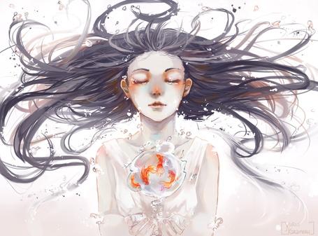 ���� ������������ �������, � ������� ��� ������ ������ � �������� �������, art by YuruiKarameru (� chucha), ���������: 23.03.2015 00:14