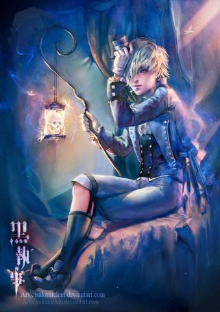 ���� ����� ���������� / Ciel Phantomhive �� ����� ������ ��������� / Kuroshitsuji / Black Butler (� Maya Natsume), ���������: 23.03.2015 22:55