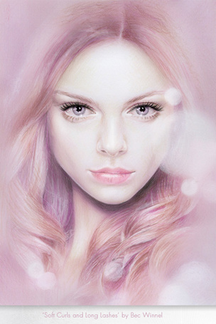���� ������� � �������� ������� � �������� �������� �������� ������� �� ���. ������ �� ���� ��������� �����. ������ Soft Curls and Long Lashes, ����� Bec Winnel (� Solnushko), ���������: 27.03.2015 15:38
