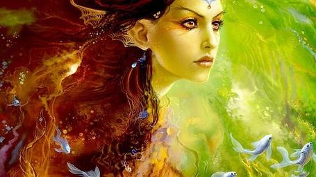 Фото Девушка - Королева скатов плывет под водой в ...: http://photo.99px.ru/photos/252791/