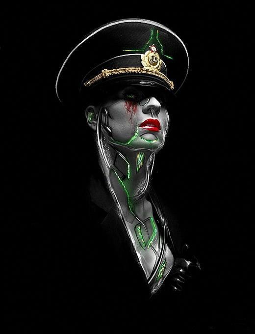 Фото зомби которые существуют