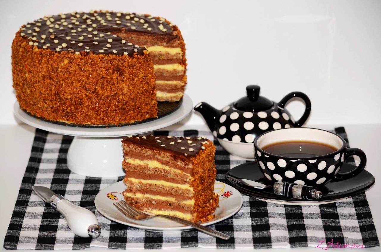 Открытки с кофе и тортом, мая