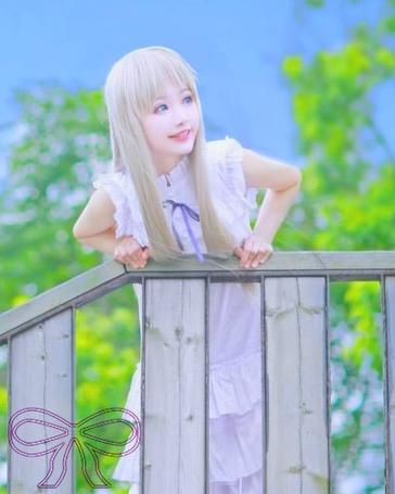 ���� ������� ����� ����� / Meiko Honma �� ����� ���������� ������ / We still dont know the name of the flower we saw that day / Ano Hi Mita Hana no Namae o Bokutachi wa Mada Shiranai (� Kuppuru), ���������: 05.04.2015 23:44