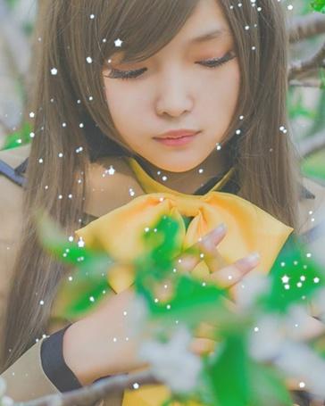 ���� ������� ������ ��������� / Nanami Momodzono �� ����� ����� �������, ��� / Kamisama Hajimemashita � ��������� ������� � ��������� ������ (� Kuppuru), ���������: 09.04.2015 21:53