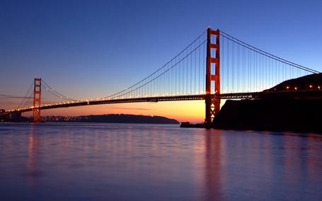 ���� ���� ������� ������, ���-���������, ��� / The Golden Gate bridge, San Francisco, USA, �� ���� ������ �� �������� ���������� (� andre0412), ���������: 12.04.2015 17:30
