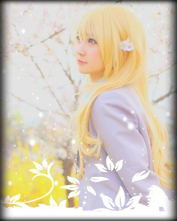 ���� ������� ����� ������� / Kaori Miyazono �� ����� Shigatsu wa Kimi no Uso / ���� ���������� ���� / Your Lie in April (� Kuppuru), ���������: 14.04.2015 16:15