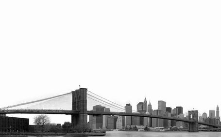 ���� ����������� ���� �� ���� ���-�����, ��� / Le pont de brooklyn, New York, USA (� andre0412), ���������: 23.04.2015 21:49