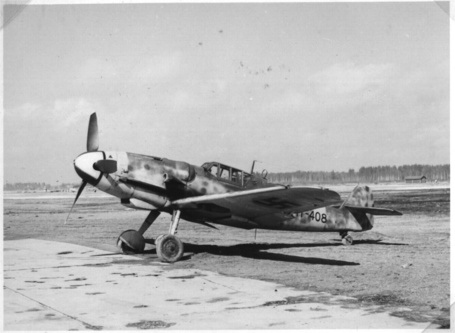 ���� ����������� ��������� Bf-109 G6 �� �������� ���� (� andre0412), ���������: 25.04.2015 14:55