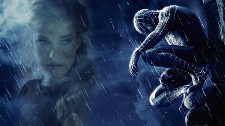 ���� Julia Saner & Spider man in rain / ������ ������ � ������� -���� ��� ������ (� 16061984), ���������: 01.05.2015 01:14