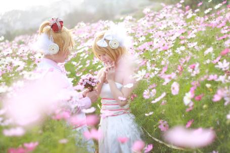 ���� ������� Vocaloid Kagamine Rin / ��������� �������� ��� � ��� / Len (� chucha), ���������: 05.05.2015 00:16