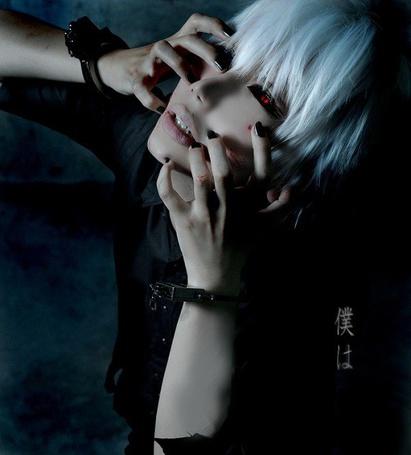 ���� ������� Ken Kaneki / ��� ������ �� ����� Tokyo Ghoul / ��������� ���� (� Arinka jini), ���������: 09.05.2015 01:34