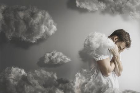 Фото Парень в облаках, by FedericoSciuca