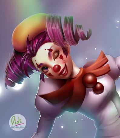Фото Девушка-клоун, by Didi Esmeralda