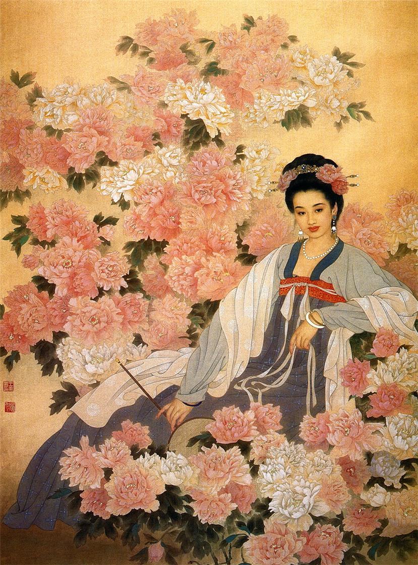 Пионы. Цветок Японии и Китая. : Непутевые заметки : @дневники