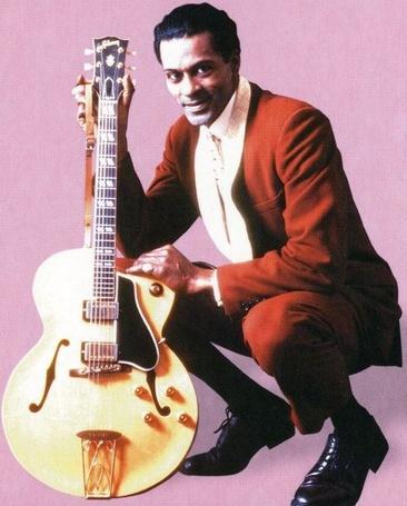 ���� Chuck Berry � ������� (� phlint), ���������: 02.07.2015 08:13