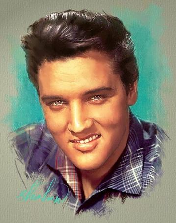 ���� ������������ ����� � ����� Elvis Presley / ����� ������, by shahin (� phlint), ���������: 02.07.2015 08:53