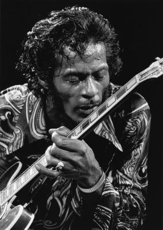���� �������� Chuck Berry, �������� Bob Gruen (� phlint), ���������: 02.07.2015 08:58