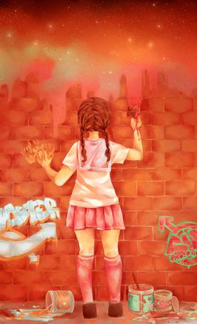 ���� Madotsuki / �������� �� ���������� ������� ������� ���������� / Yume Nikki ������ �������� ���� �� ����� �� ���������� ������� (Master) / Paint the Sky by thiefofstarz (� D.Phantom), ���������: 17.07.2015 03:26