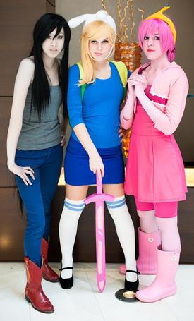 ���� ������� �����, ��������, �������� �� ������������ ����� ����������� / Adventure Time (� Crazy Mama), ���������: 21.07.2015 18:41