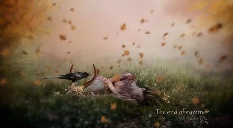 ���� ������� ����� � �����, ����� ����� �����, �� ������� ����� ����� (The end of summer / ����� ����), ������ MelieMelusine (� chucha), ���������: 23.07.2015 00:11