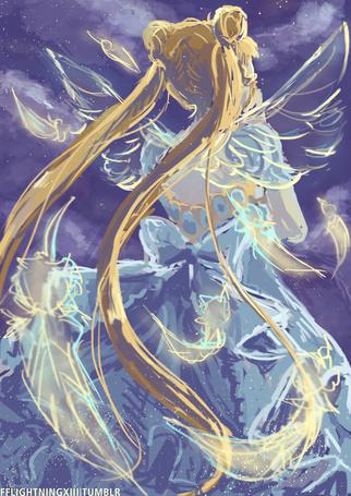 ���� Princess Serenity / ��������� �������� / Usagi Tsukino / ����� ������ �� ����� ������ ��� / Sailor Moon (� chucha), ���������: 28.07.2015 10:17