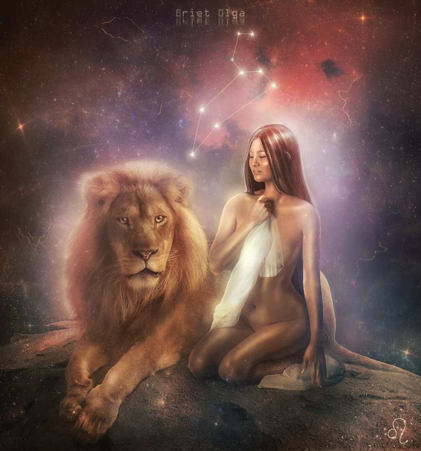 Фото Девушка сидит рядом со львом, by brietolga: http://photo.99px.ru/photos/211896/
