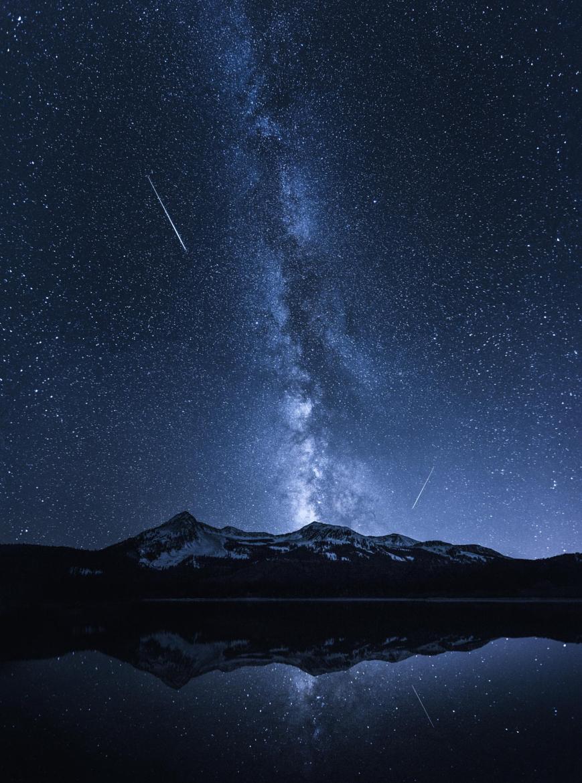 зелень звездное небо картинки вертикальные установить обложку картинку