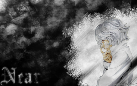 Фото Near из аниме Death note / Тетрадь смерти