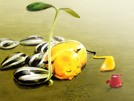 ���� ��������� ������ / Pikachu ���� ����� ��������� ������� (� Algodao.elena), ���������: 17.08.2015 18:25