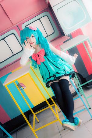 ���� ������� Vocaloid Hatsune Miku / �������� ������� ���� (� chucha), ���������: 20.08.2015 00:11