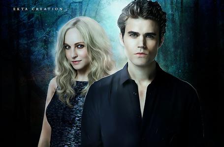 ���� ������ � �������� ����� �� ������� �������� ������� / The Vampire Diaries, by Ektapinki (� Arinka jini), ���������: 20.08.2015 01:08
