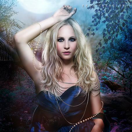 Фото Керолайн героиня из сериала Дневники вампира / The Vampire Diaries, by Ektapinki