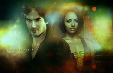 ���� ������ � ���� ����� �� ������� �������� ������� / The Vampire Diaries, by Ektapinki (� Arinka jini), ���������: 20.08.2015 01:12