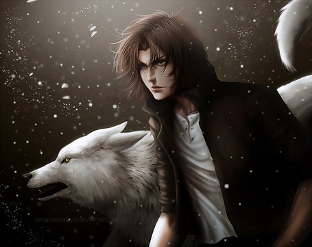 ���� ���� / Kiba ����� �� ����� ������ ����� / Wolfs Rain, by DivineImmortality (� Arinka jini), ���������: 24.08.2015 14:00