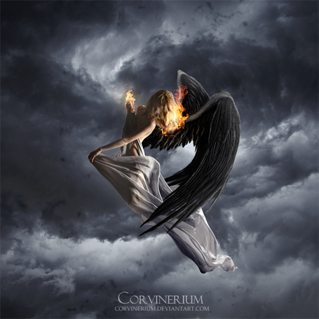 ���� Damned Angel / ��������� �����, by Corvinerium (� zmeiy), ���������: 28.08.2015 14:16