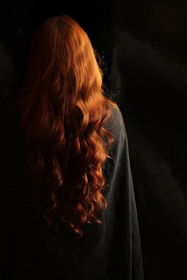 Девушки со спины с рыжими волосами, порно пермь фото видео